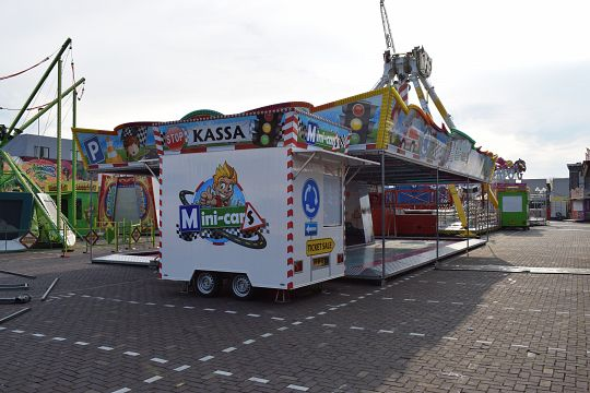 Swinkels Amusement - mini cars - Waalwijk 2019.JPG